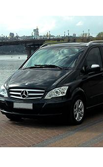 Минивэн такси Межводное  - Анапа
